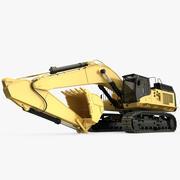 Excavator 365Cl 3d model