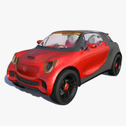Smart Forstars 3d model