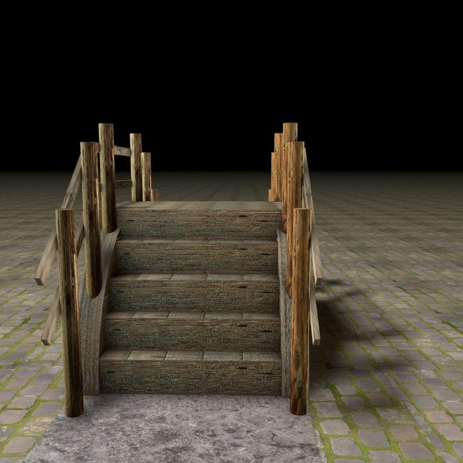 Brücke royalty-free 3d model - Preview no. 3