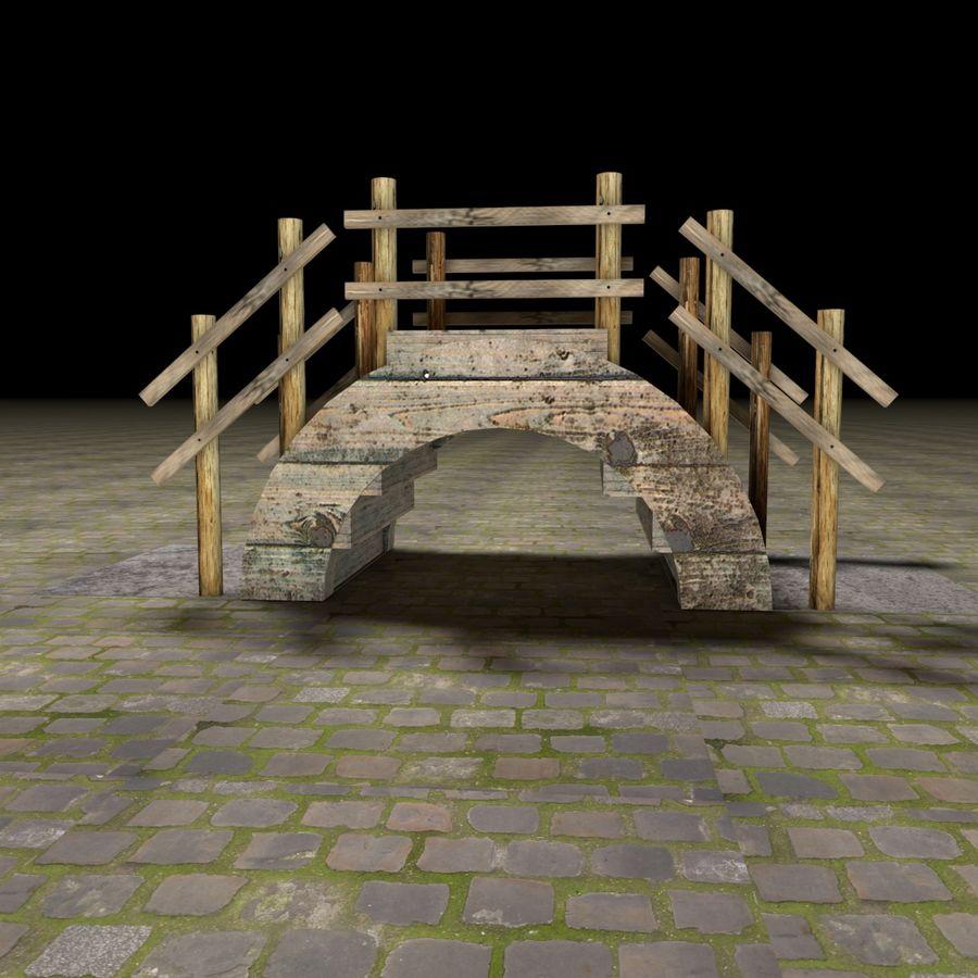 Brücke royalty-free 3d model - Preview no. 5