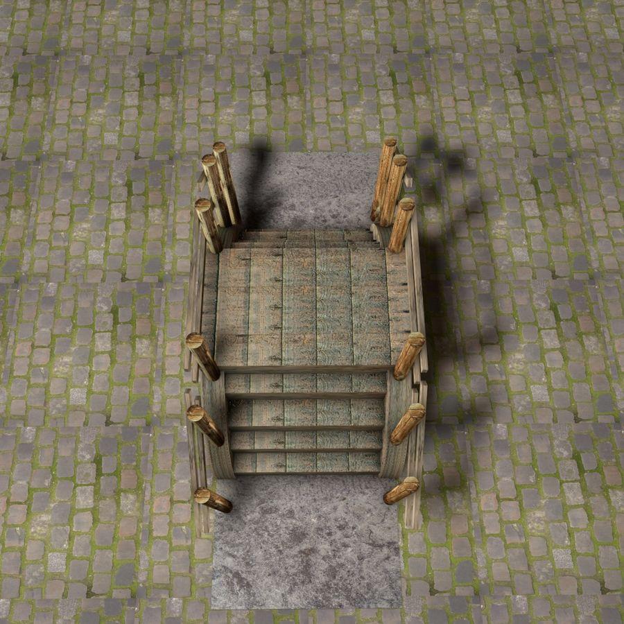 Brücke royalty-free 3d model - Preview no. 4