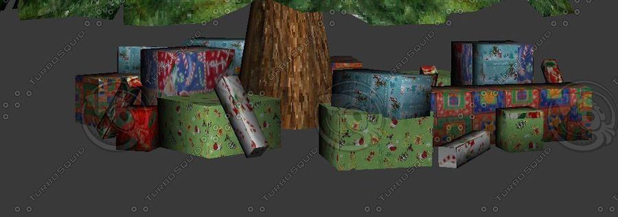 圣诞节树 royalty-free 3d model - Preview no. 8