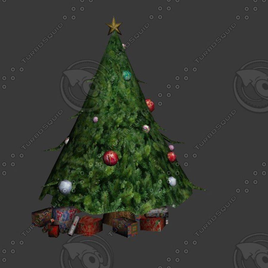 圣诞节树 royalty-free 3d model - Preview no. 2