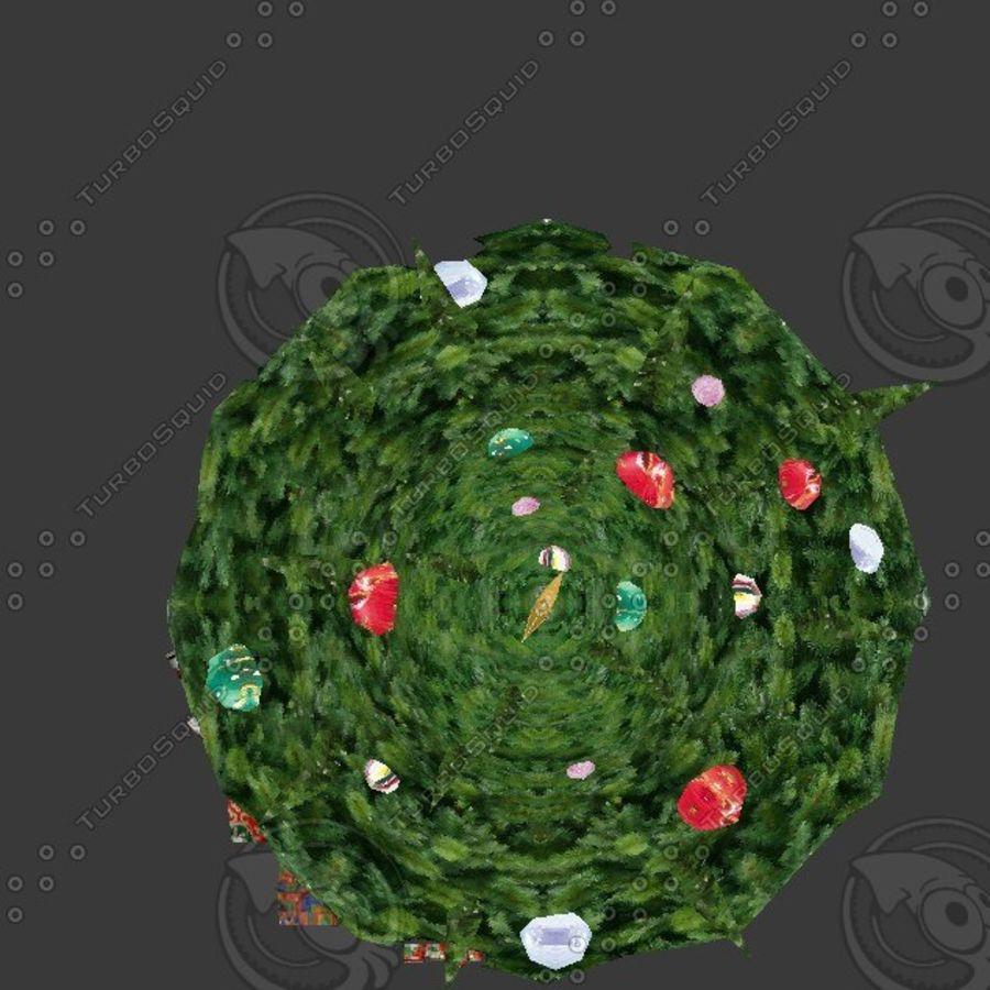 圣诞节树 royalty-free 3d model - Preview no. 4