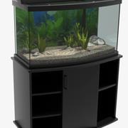 Akwarium 3d model