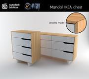 МАНДАЛЬНЫЙ сундук 3d model