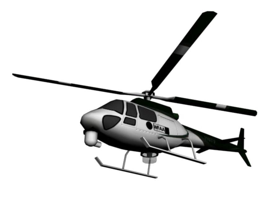 飞机和汽车 royalty-free 3d model - Preview no. 26