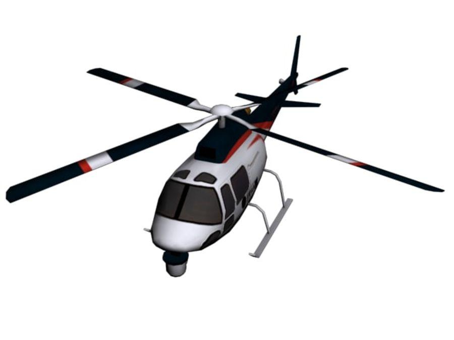 飞机和汽车 royalty-free 3d model - Preview no. 6