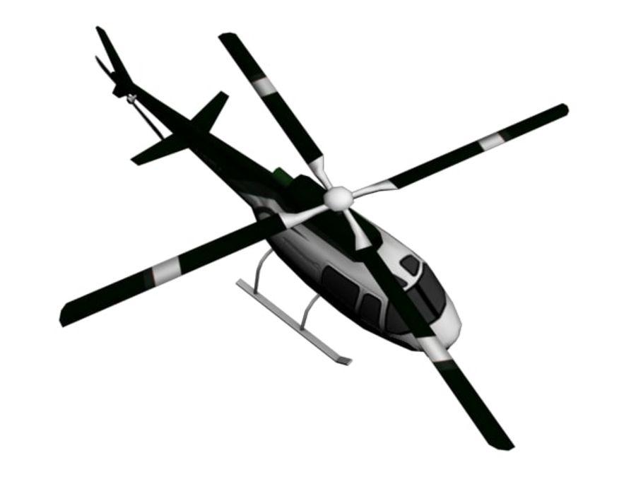 飞机和汽车 royalty-free 3d model - Preview no. 24