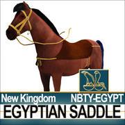 Zadel Ancient Egypt New Kingdom 3d model