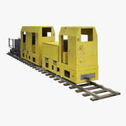 Mein Zug 3d model