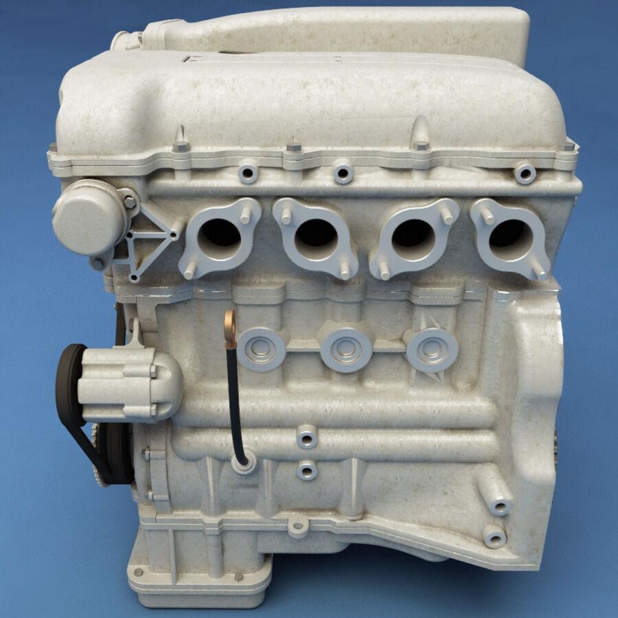 車のシャーシとエンジン royalty-free 3d model - Preview no. 42