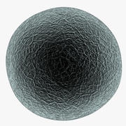 Human Egg Cell Microscope 3d model