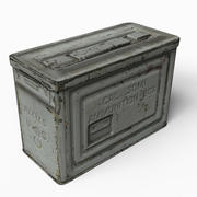 30mm ammo can 3d model