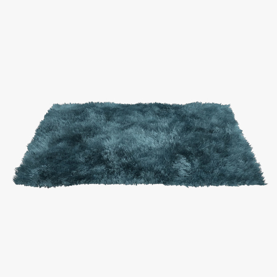 Rug 02 royalty-free 3d model - Preview no. 4