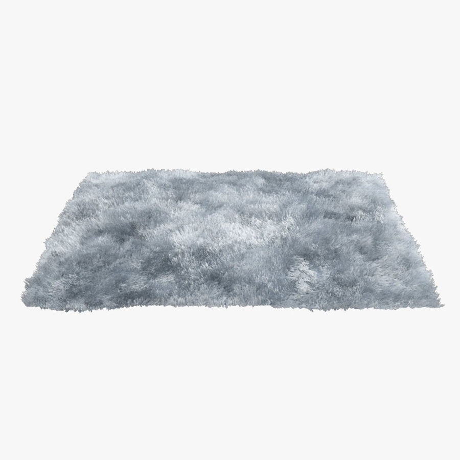 Rug 02 royalty-free 3d model - Preview no. 5