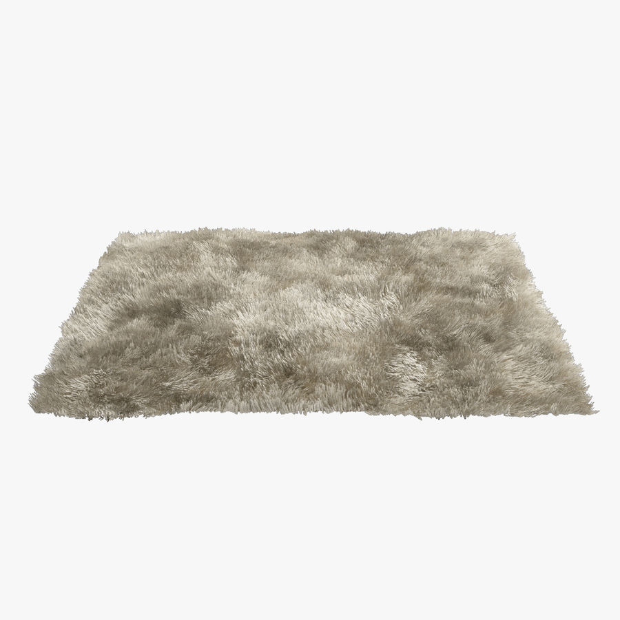 Rug 02 royalty-free 3d model - Preview no. 2