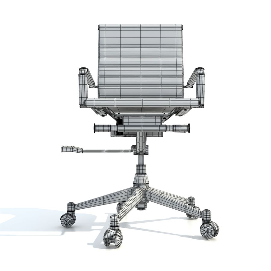 Modern Office Chair royalty-free 3d model - Preview no. 12
