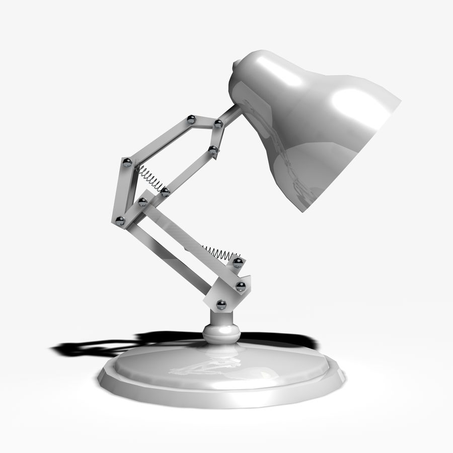 Lampe royalty-free 3d model - Preview no. 4