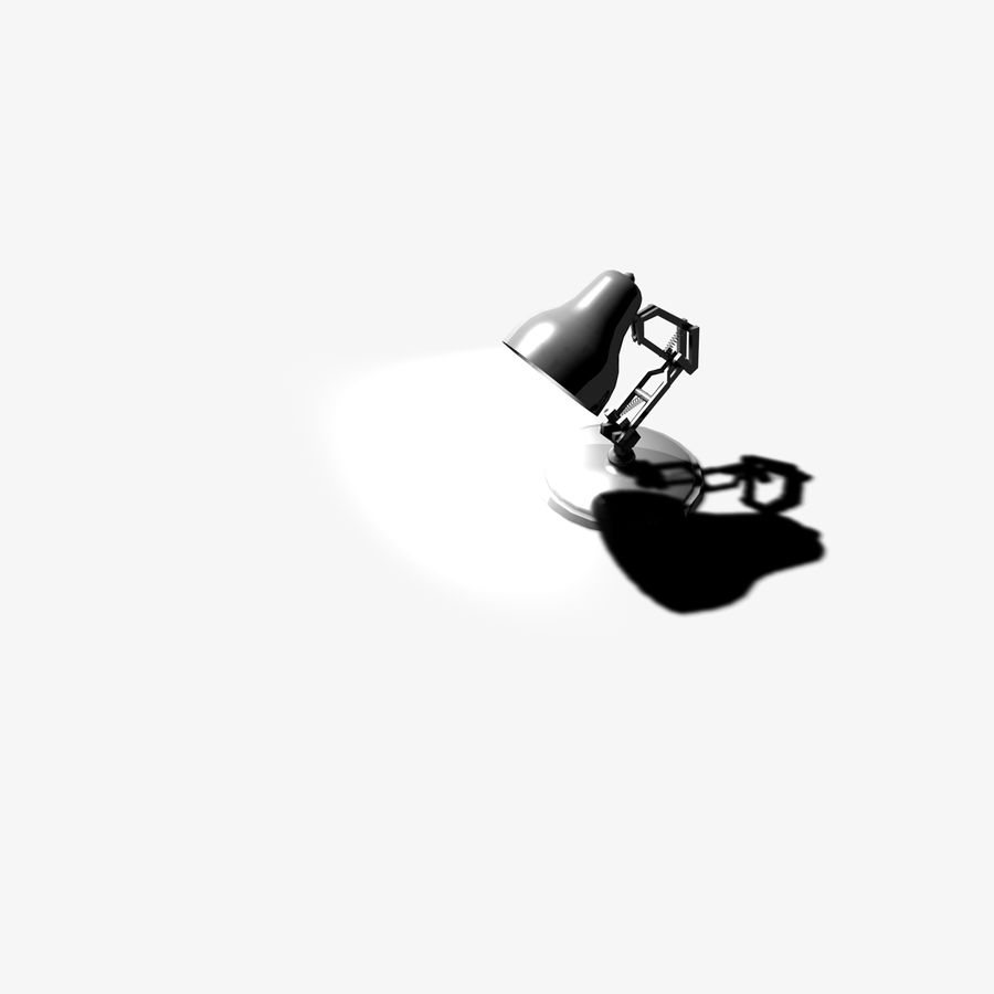 Lampe royalty-free 3d model - Preview no. 7