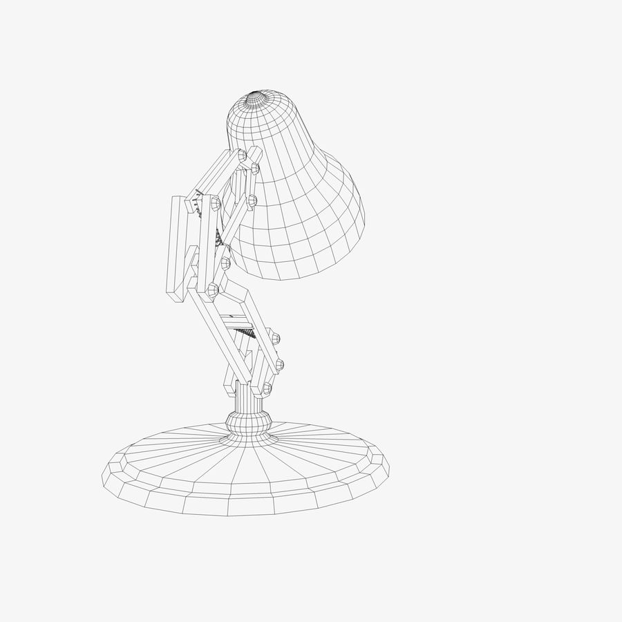 Lampe royalty-free 3d model - Preview no. 12