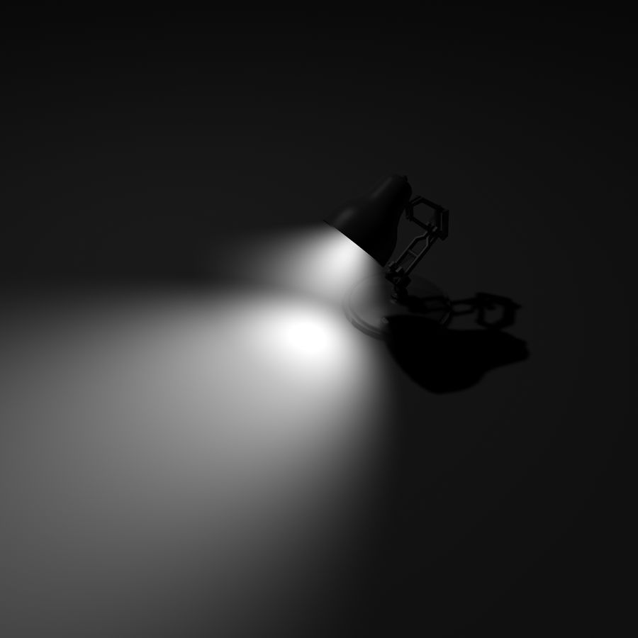 Lampe royalty-free 3d model - Preview no. 8
