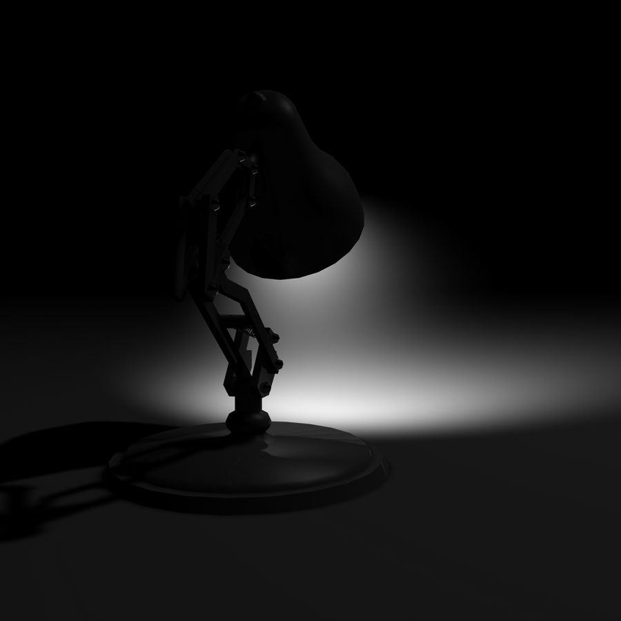 Lampe royalty-free 3d model - Preview no. 11