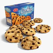Cookies 3d model