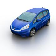 Honda Fit / Jazz EV 2013 3d model