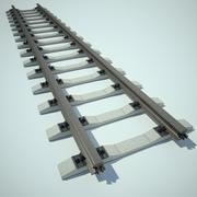 철도 3d model