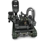 Robot de combate MAARS modelo 3d