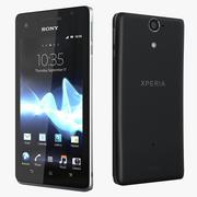 Sony Xperia V 3d model