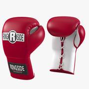 Rękawice bokserskie 3d model