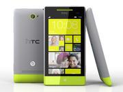 HTC Windows Phone 8S 3d model