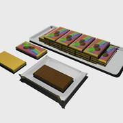 Chocolate Mints 3d model