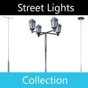 Straßenlaternen Sammlung 3d model