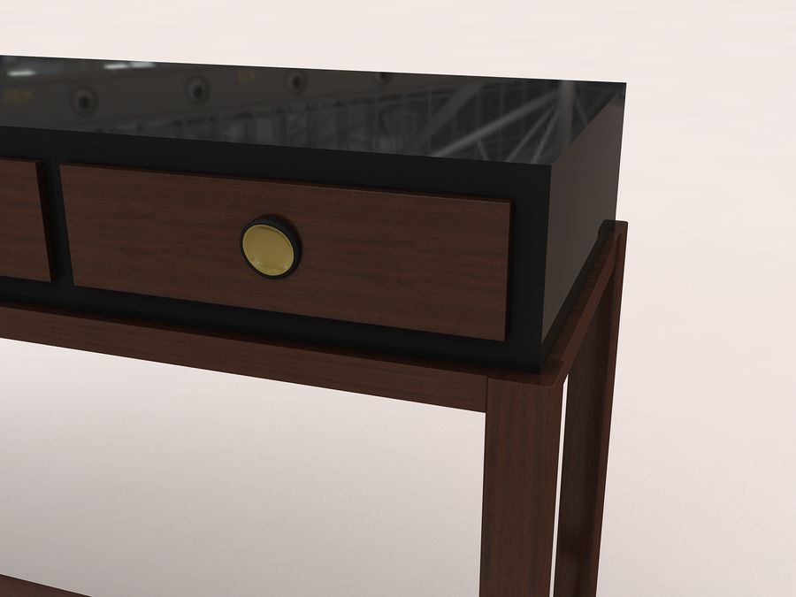 console royalty-free 3d model - Preview no. 4