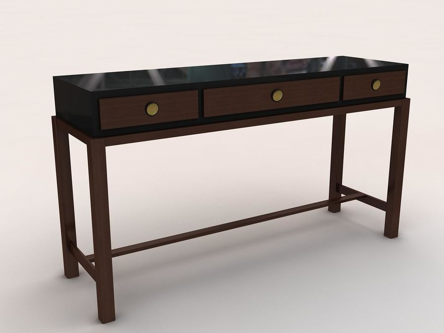 console royalty-free 3d model - Preview no. 1