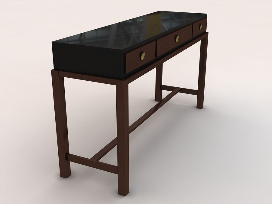 console royalty-free 3d model - Preview no. 5