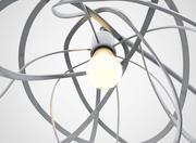 """Ligne Roset """"Bloom"""" lamp 3d model"""
