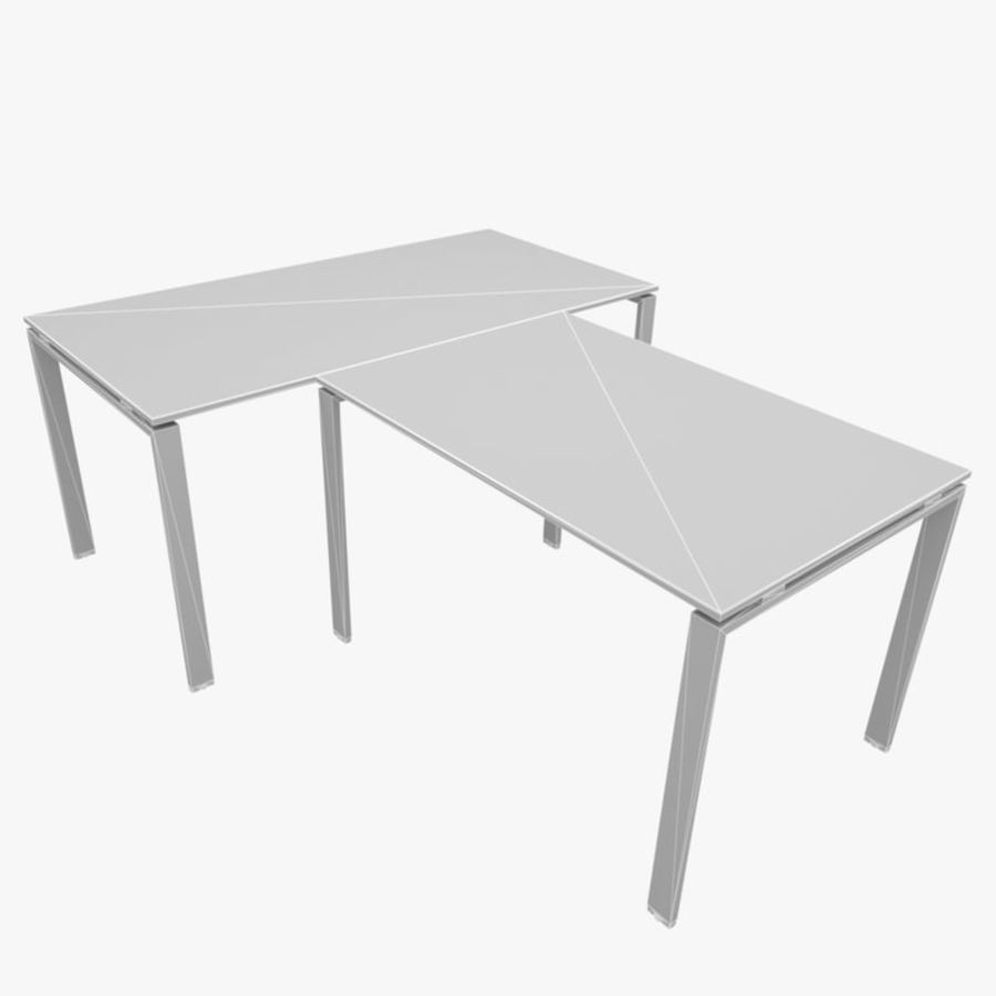 Office 128 royalty-free 3d model - Preview no. 4