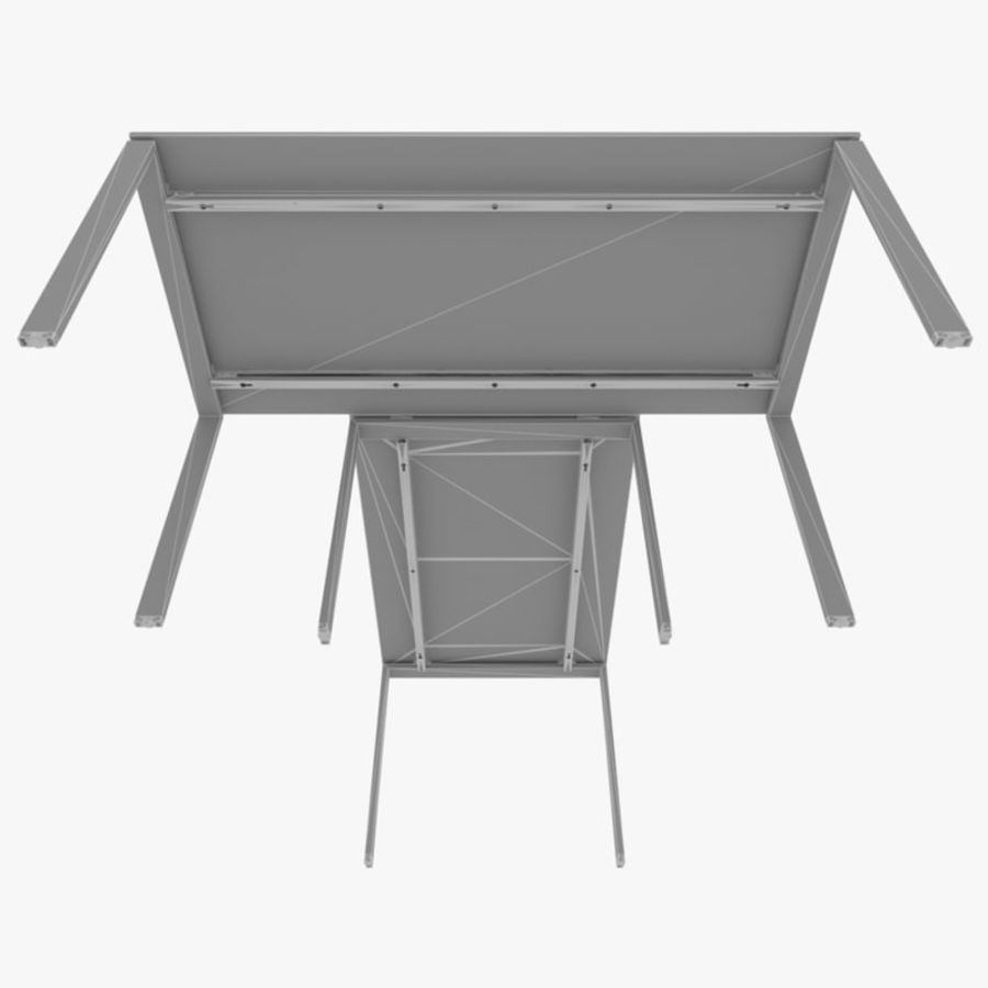 Office 128 royalty-free 3d model - Preview no. 13