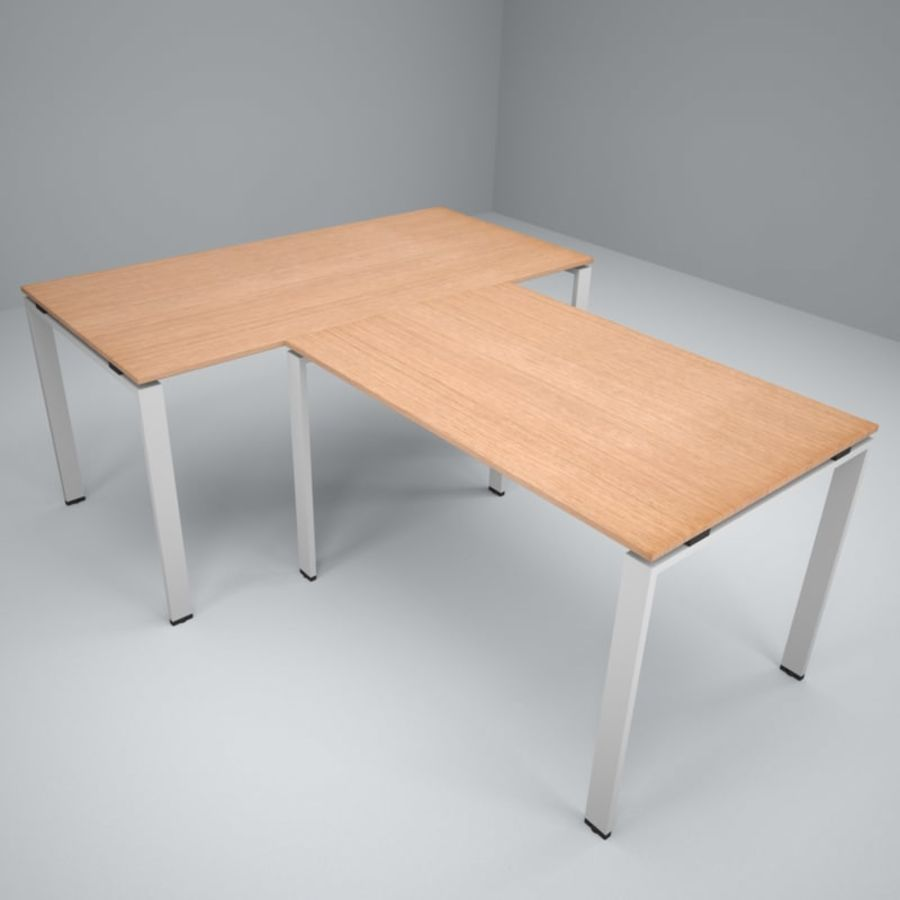 Office 128 royalty-free 3d model - Preview no. 2
