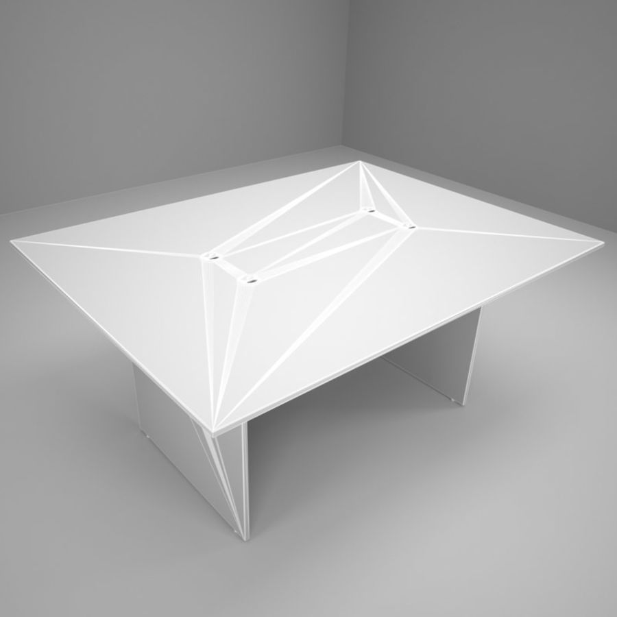 Office 129 royalty-free 3d model - Preview no. 3