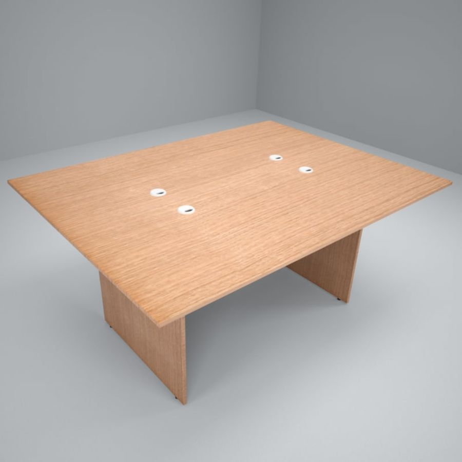 Office 129 royalty-free 3d model - Preview no. 2
