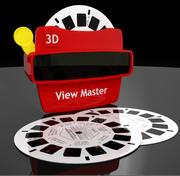 Master'ı Görüntüle 3d model
