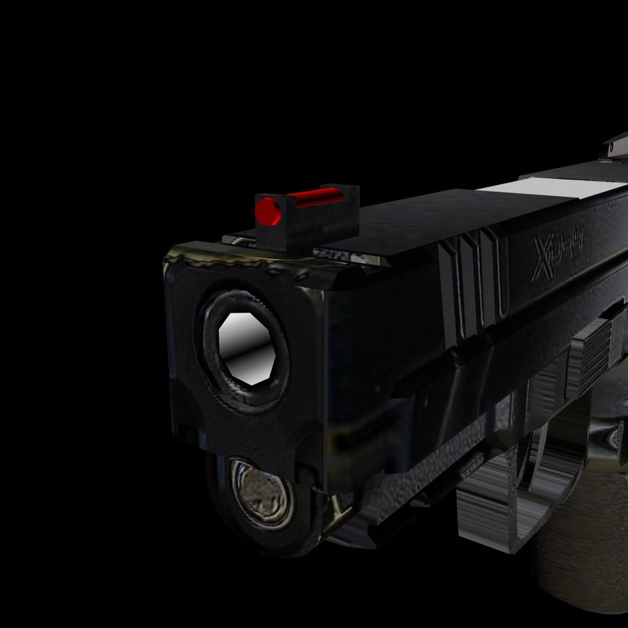 hs 2000 royalty-free 3d model - Preview no. 7