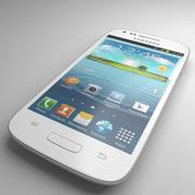 三星Galaxy S3 Mini 3d model