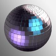 Disco boll 3d model