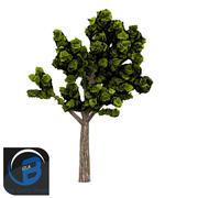 tree2 3d model